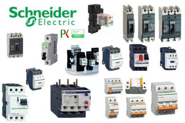 Thiết bị đóng cắt Schneider Electric