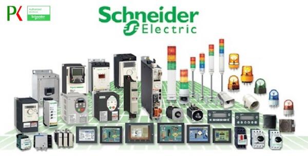 Điện Phan Khang là đơn vị phân phối chính thức của thương hiệu Schneider tại thị trường Việt Nam
