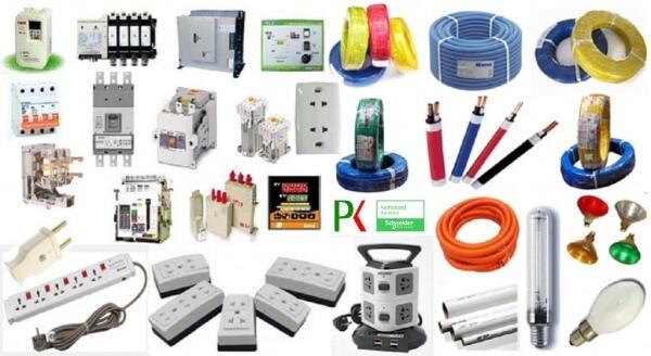 Chỉ mua thiết bị điện với chất lượng tốt và an toàn