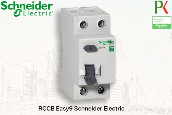 RCCB Easy9 Schneider Electric - lựa chọn kinh tế