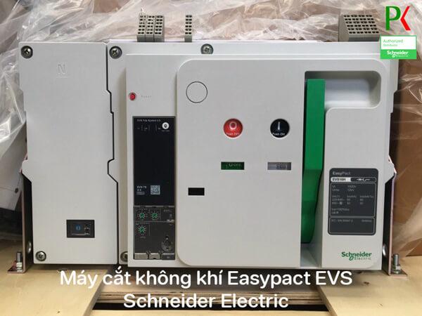 EVS40H4MW20 MÁY CẮT KHÔNG KHÍ ACB SCHNEIDER EASYPACT EVS